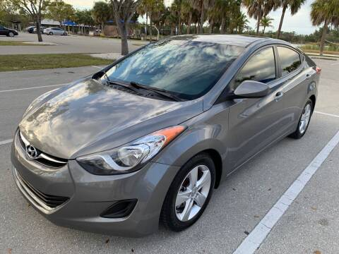 2013 Hyundai Elantra for sale at Internet Motorcars LLC in Fort Myers FL