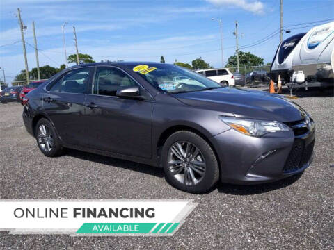 2017 Toyota Camry for sale at Car Spot Of Central Florida in Melbourne FL