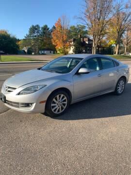 2012 Mazda MAZDA6 for sale at ELITE AUTOMOTIVE in Crandon WI