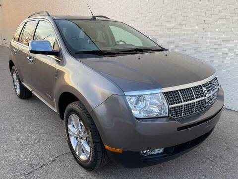 2010 Lincoln MKX for sale at Best Value Auto Sales in Hutchinson KS