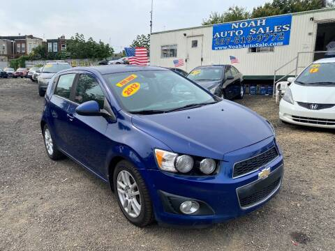2012 Chevrolet Sonic for sale at Noah Auto Sales in Philadelphia PA