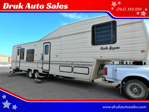 1991 EXCEL KNOBLE ESQUIRE for sale at Druk Auto Sales in Ramsey MN