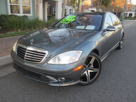 2008 Mercedes-Benz S-Class for sale at PREFERRED MOTOR CARS in Covina CA