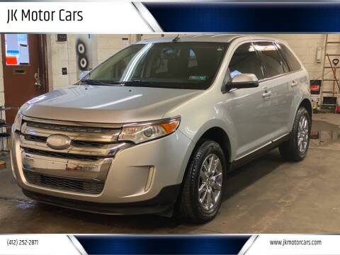 2013 Ford Edge for sale at JK Motor Cars in Pittsburgh PA