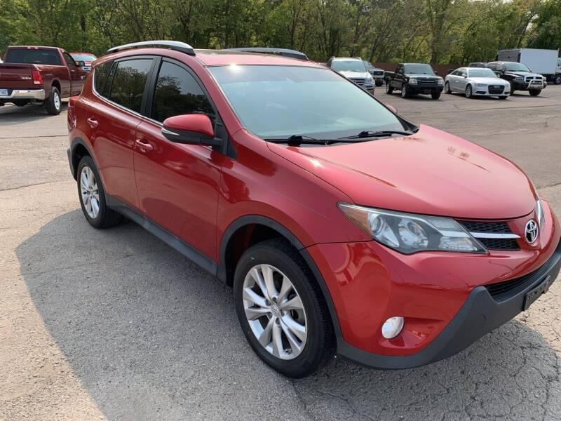 2014 Toyota RAV4 for sale at Ol Mac Motors in Topeka KS