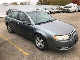 2006 Saturn Ion for sale at WELLER BUDGET LOT in Grand Rapids MI