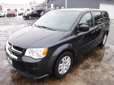 2014 Dodge Grand Caravan for sale at J & K Auto - J and K in Saint Bonifacius MN