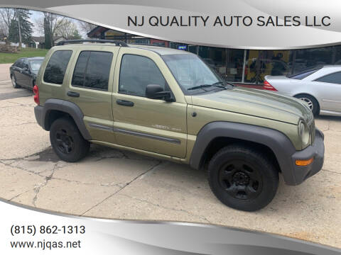 2003 Jeep Liberty for sale at NJ Quality Auto Sales LLC in Richmond IL