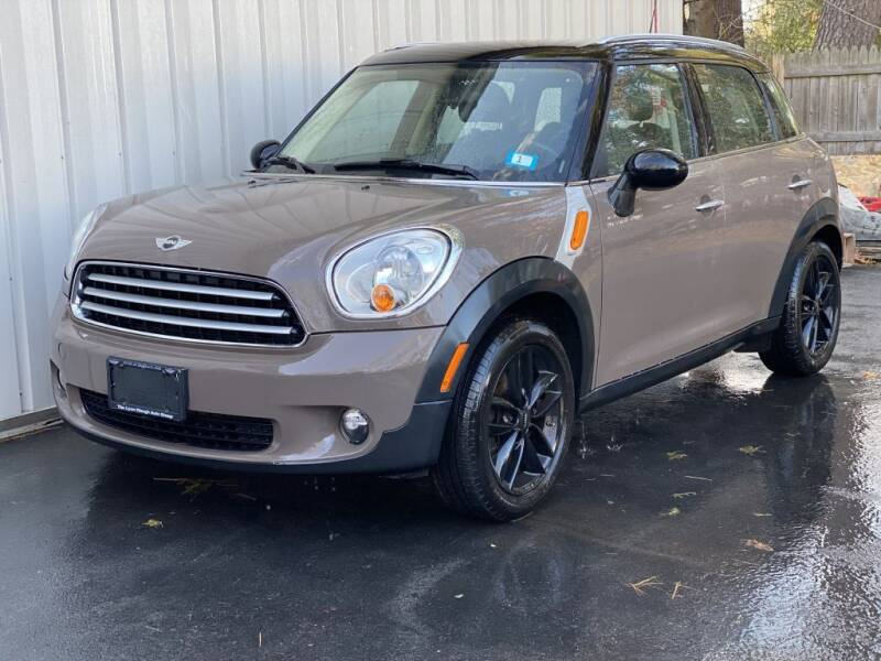 2012 MINI Cooper Countryman for sale at Stellar Motor Group in Hudson NH