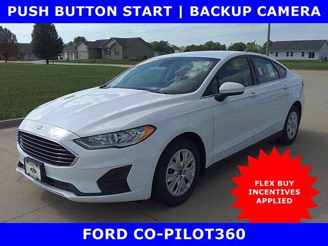 2020 Ford Fusion for sale in Dwight, IL