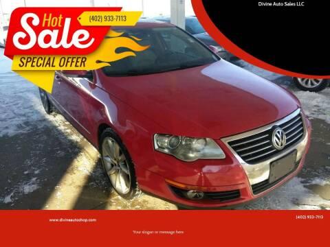 2008 Volkswagen Passat for sale at Divine Auto Sales LLC in Omaha NE