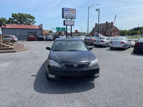 2005 Toyota Camry for sale at CARMART Of Dover in Dover DE