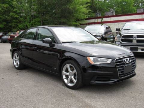 2016 Audi A3 for sale at Discount Auto Sales in Pell City AL