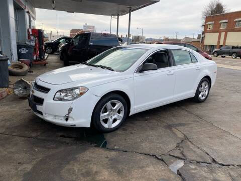 2012 Chevrolet Malibu for sale at All American Autos in Kingsport TN