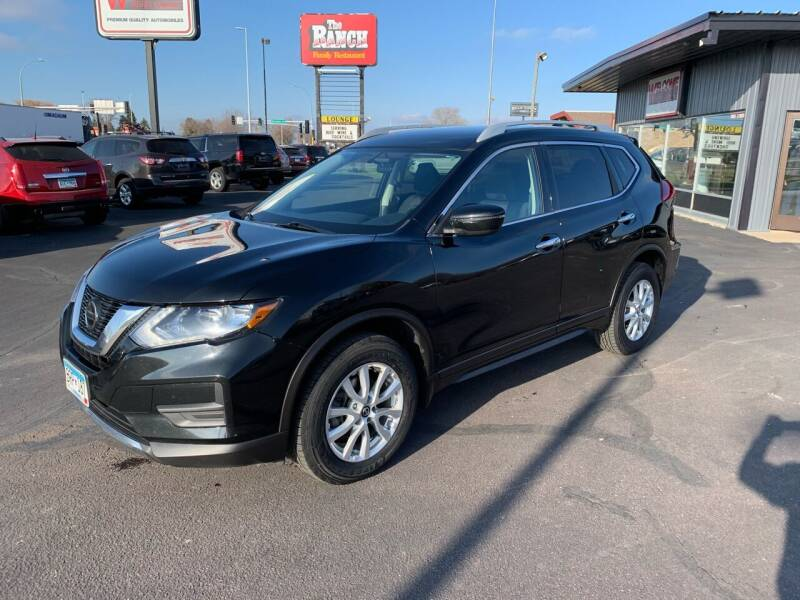 2018 Nissan Rogue for sale at Welcome Motor Co in Fairmont MN
