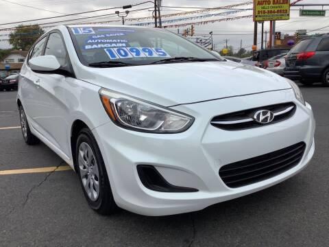2015 Hyundai Accent for sale at Active Auto Sales in Hatboro PA