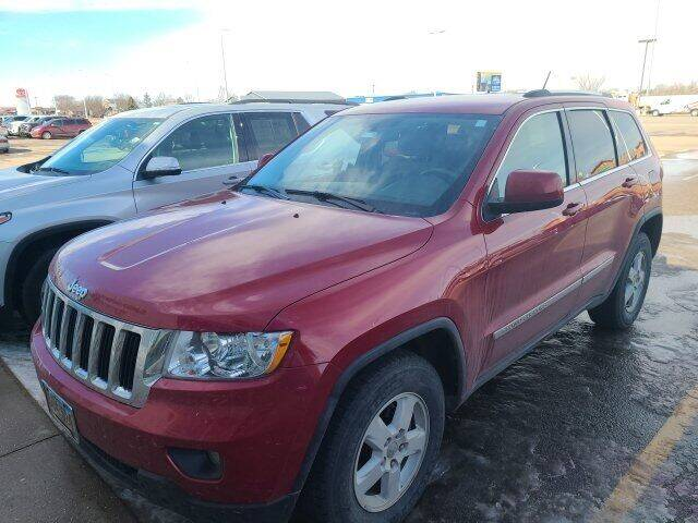 2011 Jeep Grand Cherokee for sale at Sharp Automotive in Watertown SD