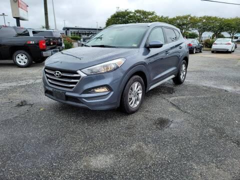 2018 Hyundai Tucson for sale at International Auto Wholesalers in Virginia Beach VA