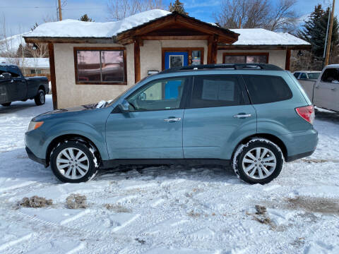 2011 Subaru Forester for sale at Sawtooth Auto Sales in Hailey ID