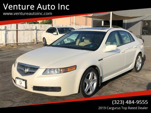 2006 Acura TL for sale at Venture Auto Inc in South Gate CA