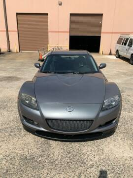 2005 Mazda RX-8 for sale at BWC Automotive in Kennesaw GA
