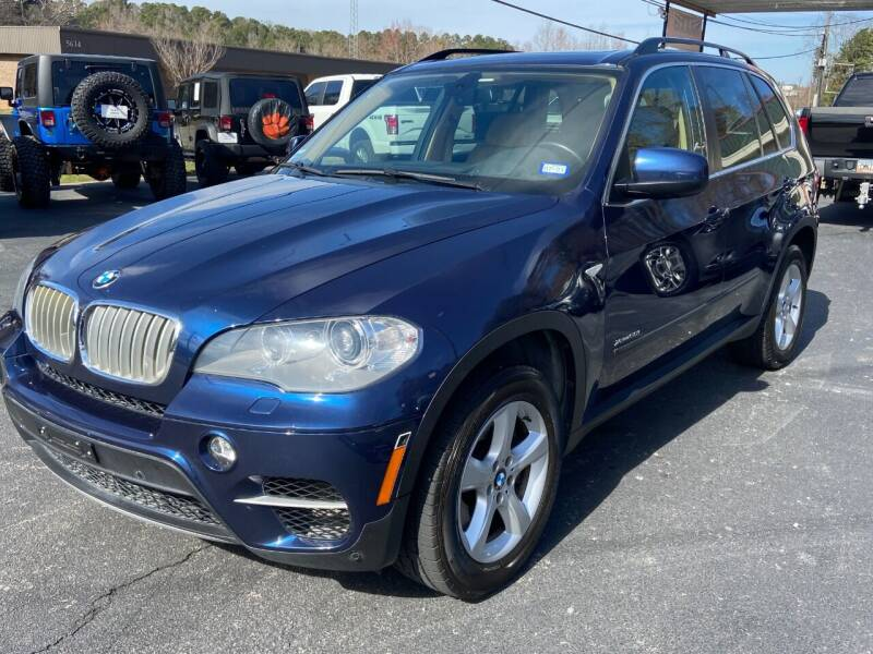 2012 BMW X5 for sale at Luxury Auto Innovations in Flowery Branch GA