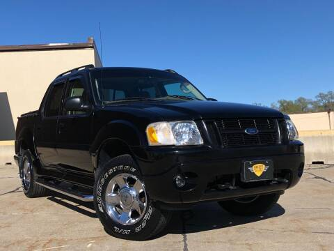 2004 Ford Explorer Sport Trac for sale at Effect Auto Center in Omaha NE
