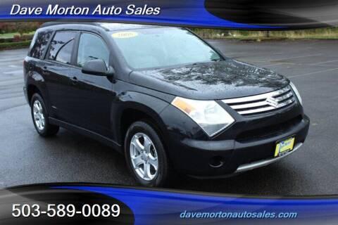 2008 Suzuki XL7 for sale at Dave Morton Auto Sales in Salem OR
