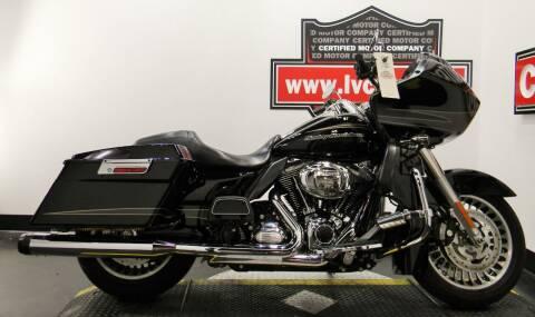 2013 Harley-Davidson ROAD GLIDE ULTRA for sale at Certified Motor Company in Las Vegas NV