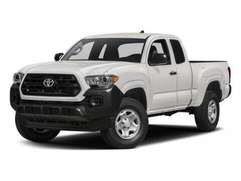 2017 Toyota Tacoma for sale at BEAMAN TOYOTA GMC BUICK in Nashville TN