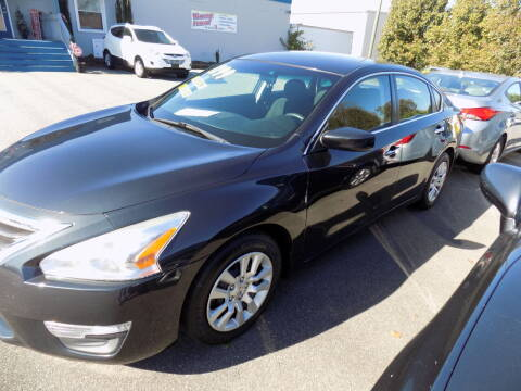 2015 Nissan Altima for sale at Pro-Motion Motor Co in Lincolnton NC