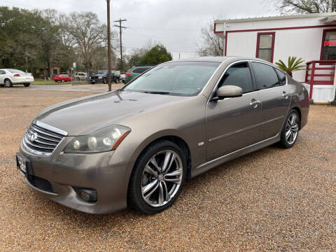 2008 Infiniti M35 for sale at M & M Motors in Angleton TX