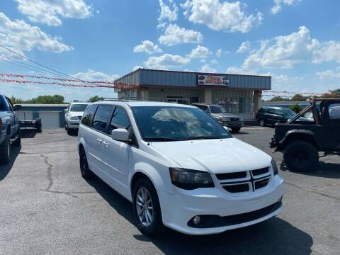 2014 Dodge Grand Caravan for sale at 4X4 Rides in Hagerstown MD