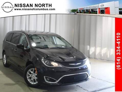 2020 Chrysler Pacifica for sale at Auto Center of Columbus in Columbus OH
