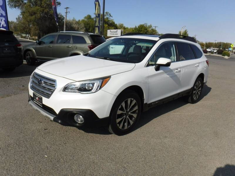 2016 Subaru Outback for sale at Budget Auto Sales in Carson City NV