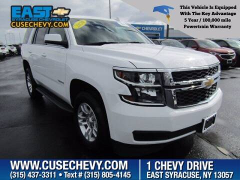 2020 Chevrolet Tahoe for sale at East Syracuse Performance Sales & Service in Syracuse NY