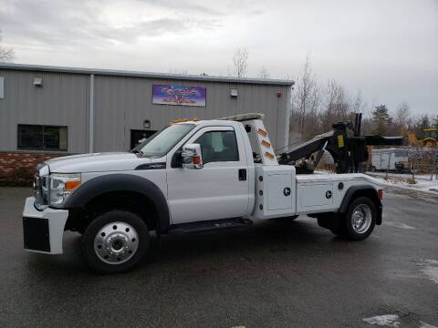 2013 Ford F-550 Super Duty for sale at GRS Auto Sales and GRS Recovery in Hampstead NH