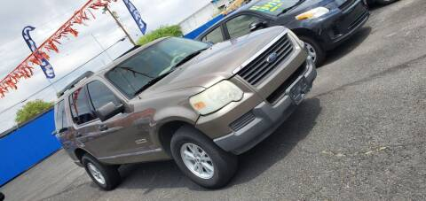 2006 Ford Explorer for sale at Juniors Auto Sales in Tucson AZ