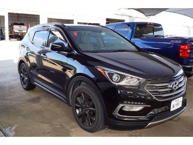 2017 Hyundai Santa Fe Sport for sale in Arlington, TX