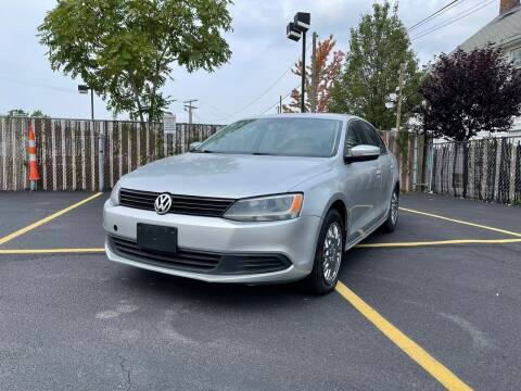 2011 Volkswagen Jetta for sale at True Automotive in Cleveland OH