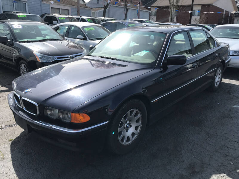 2000 BMW 7 Series for sale at American Dream Motors in Everett WA