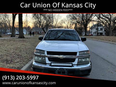 2007 Chevrolet Colorado for sale at Car Union Of Kansas City in Kansas City MO