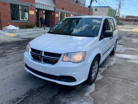2015 Dodge Grand Caravan for sale at Rockland Center Enterprises in Roxbury MA
