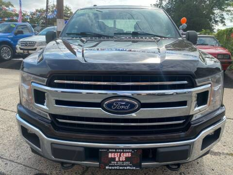 2018 Ford F-150 for sale at Best Cars R Us in Plainfield NJ