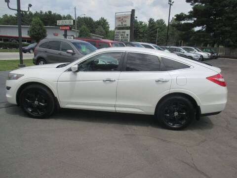 2012 Honda Crosstour for sale at Home Street Auto Sales in Mishawaka IN
