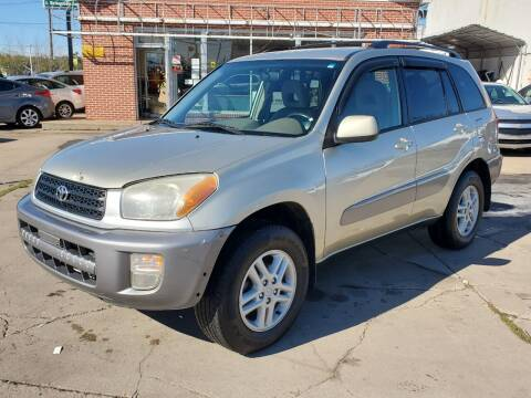 2001 Toyota RAV4 for sale at Liberty Auto Show in Toledo OH
