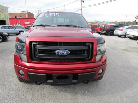 2013 Ford F-150 for sale at DERIK HARE in Milton FL