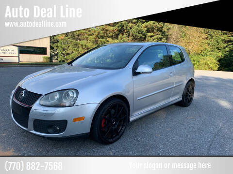 2006 Volkswagen GTI for sale at Auto Deal Line in Alpharetta GA