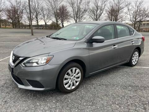 2016 Nissan Sentra for sale at Amicars in Easton PA