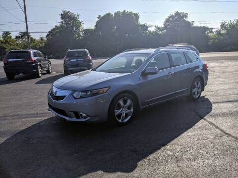 2011 Acura TSX Sport Wagon for sale at Worley Motors in Enola PA